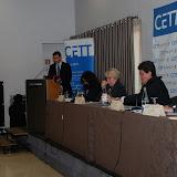 Fotografía de: Es lliuren els Premis a l'Excel•lència Acadèmica de la Fundació Gaspar Espuña CETT 2011/2012 | CETT