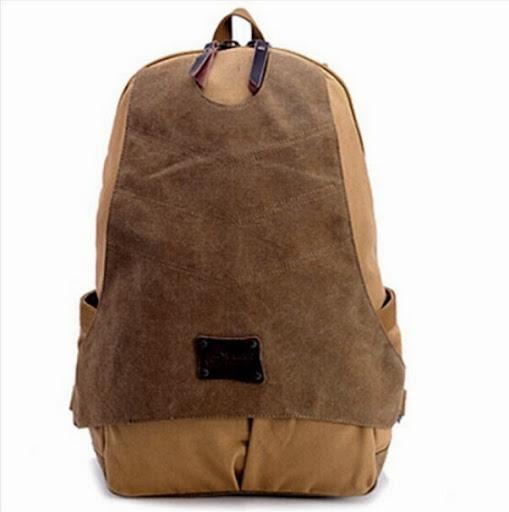 Fashion Japan and Korean Style men backpacks mochila Vi