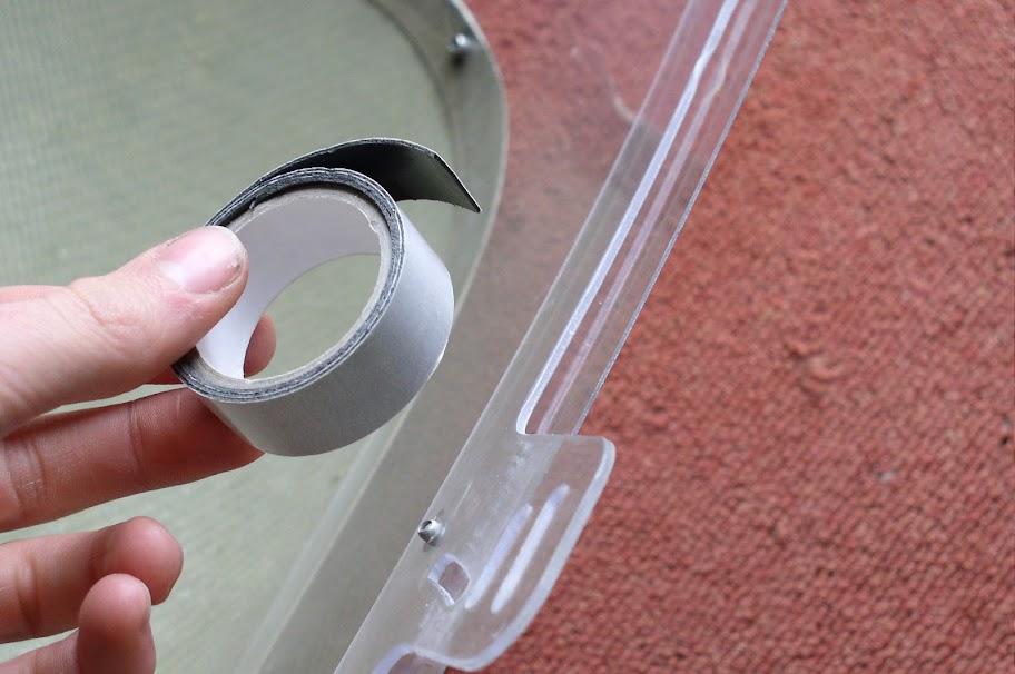 Waw : Améliorations du toit => bruit, fuites, sécurité P1010004