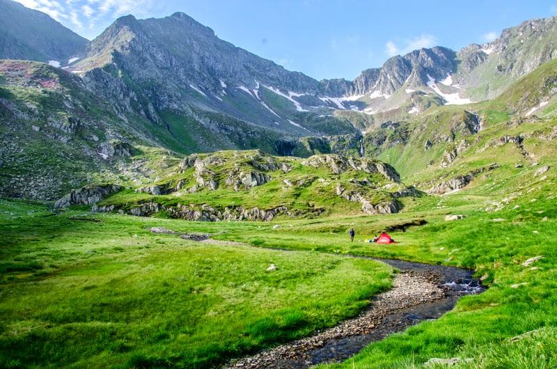 Prin Alpii Romaniei