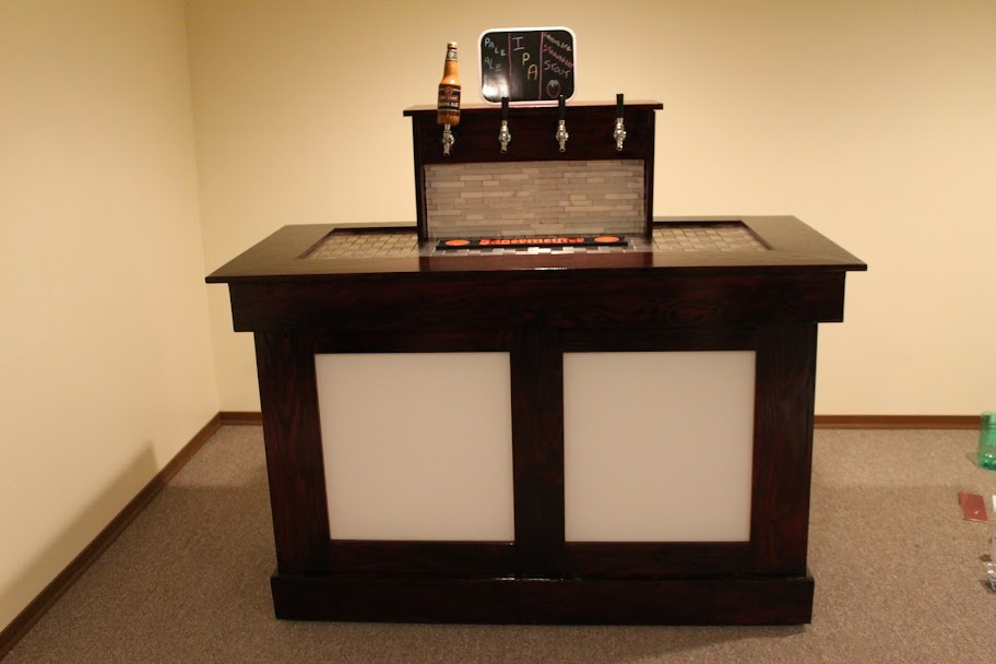 The Lousy Smarch Coffin Keezer Build Home Brew Forums