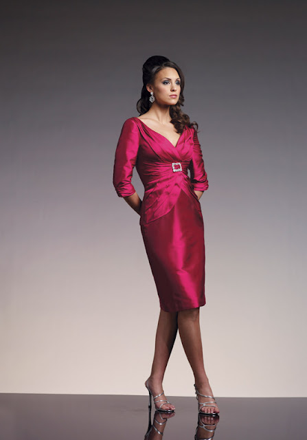 ... OF LIFE: Super Style Mother Of The Bride Silk Sort Dress Models