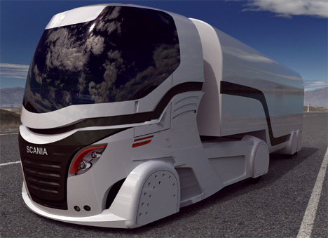 New Deisel Electric Hybrid Semi Trucks Coming To A Truck Stop Near You