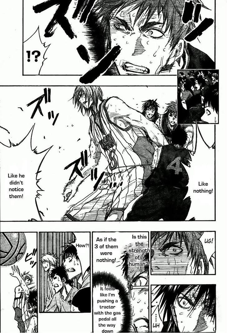 Kuroko no Basket Manga Chapter 156 - Image 05