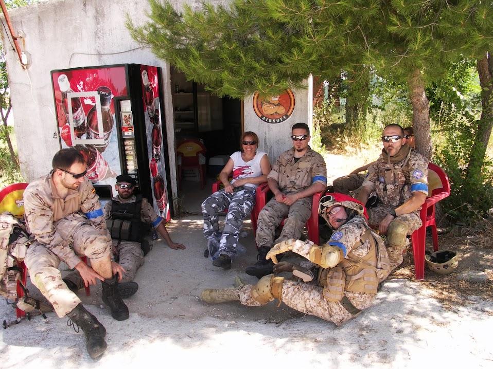 """Fotos de """"THE FINAL WAR"""". La Granja. 23-06-13 PICT0089"""