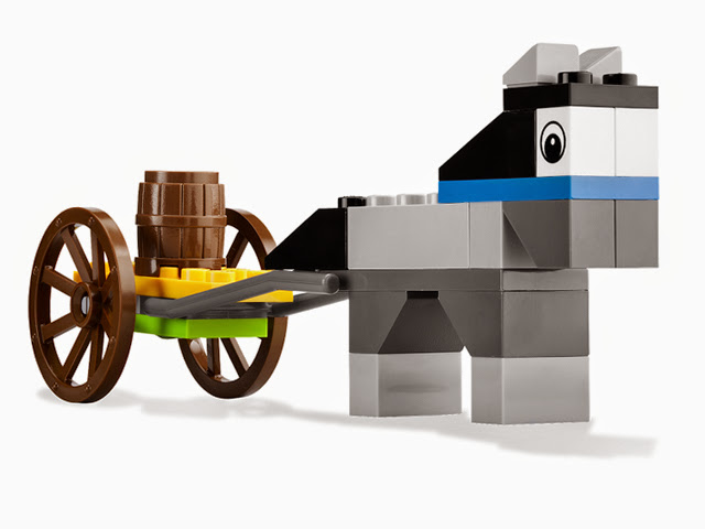 5929 レゴ 基本セット 戦士とドラゴン