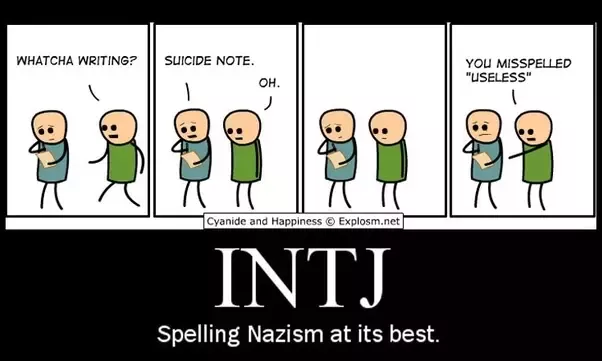 INTJ Memes (5+ List)