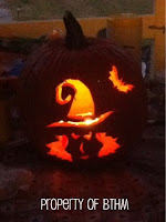 pumpkin carving 7