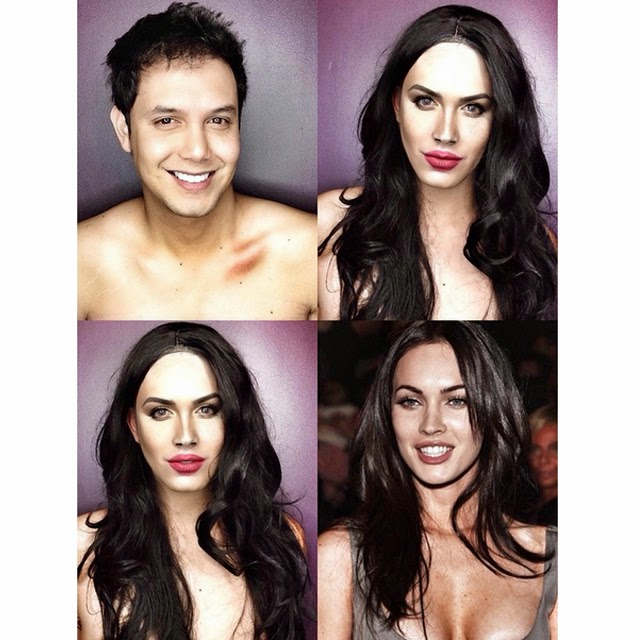 Paolo Ballesteros Makeup Transformations with Pictures 15