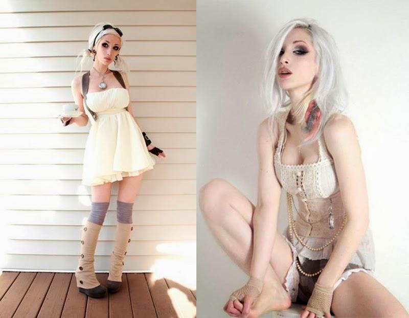 Sexy Steampunk Girl 24