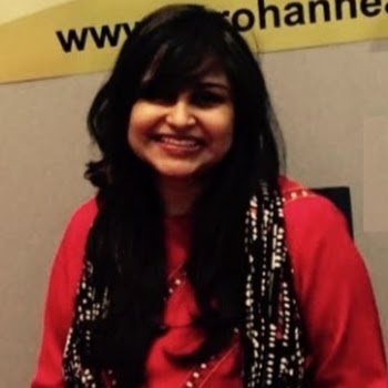 Who is chandita choudhury?