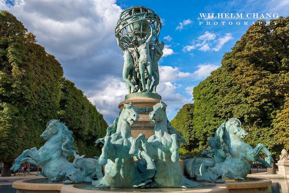 到巴黎攝影 盧森堡公園 Parc de Luxembourg
