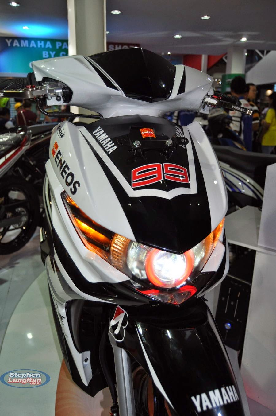 Modifikasi Yamaha Mio Soul Gt