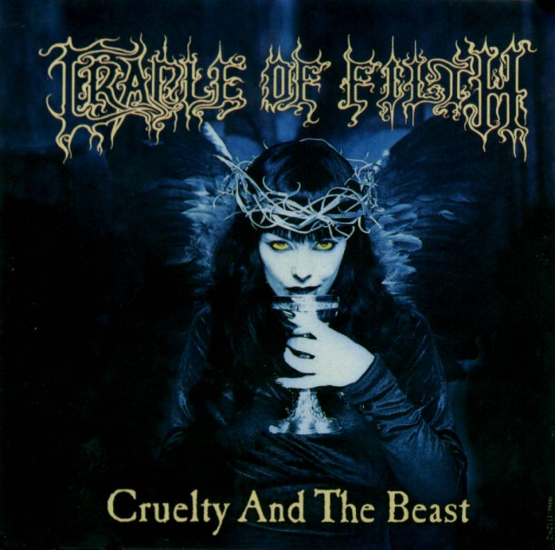 "Cradle of Filth ""Nymphetamine"""
