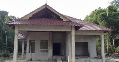 Selepas 4 Bulan Status Kemajuan Projek Membina Rumah