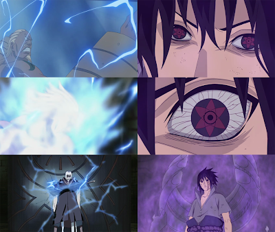 New Anime Capture: Naruto Shippuden - Episode 203 - Sasuke ...