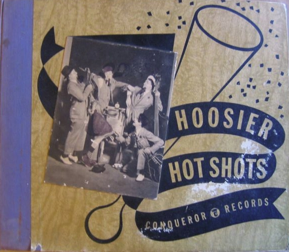 Hoosier Hot Shots - Oh By Jingo! - Wabash Blues