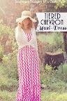 Chevron Maxi Dress Tutorial
