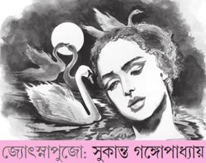 জ্যোৎস্না পুজো - সুকান্ত গঙ্গোপাধ্যায়