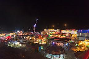 Serata al Luna Park