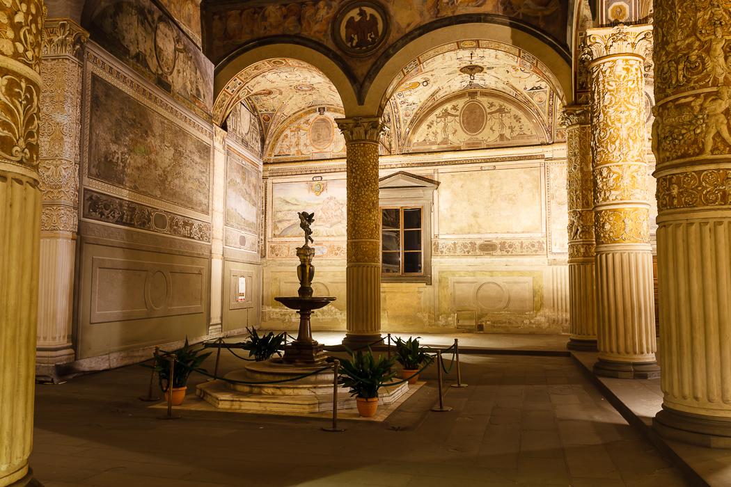 Флоренция - Палаццо Веккьо