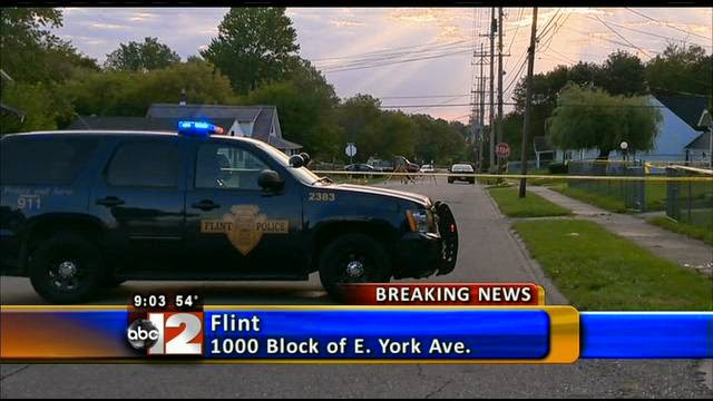 Police shotguns go missing in Flint MI