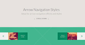Arrow Navigation Styles Effects using SVG - Hiệu ứng chuyển trang