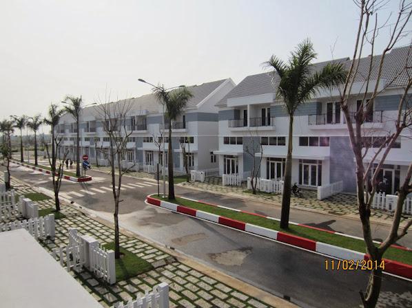 Mega Residence view