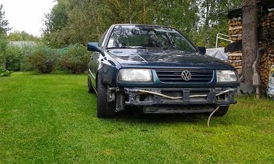 kitiiz: VW Vento 1.8T  Ventotalvi