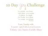 Ten Day You Challenge