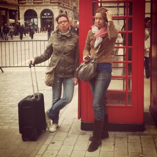 Un Week-end entre Londres et Marquise
