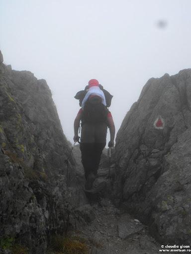 Portiţa Viştei (2310m)