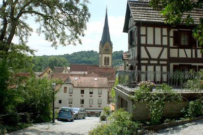 Möckmühl Region Heilbronn