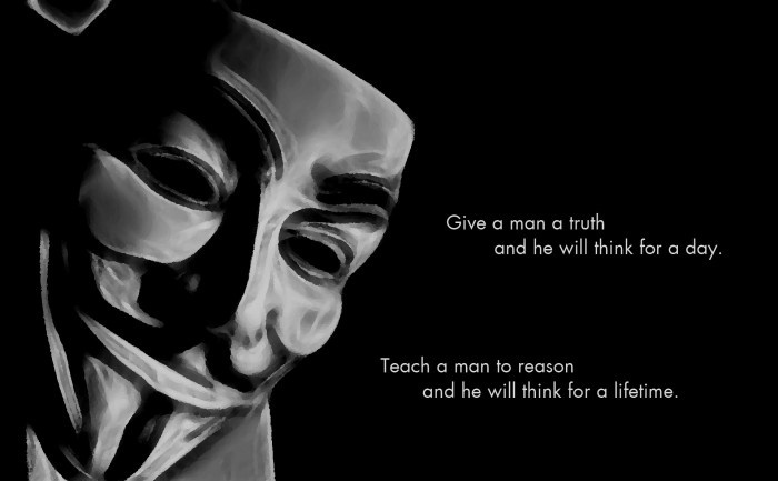 Man : Truth & Reason