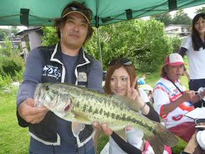5位 岡村洋介プロ 2560g