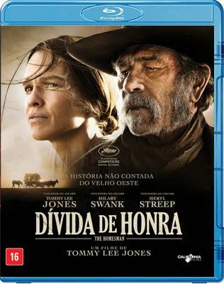 Filme Poster Dívida de Honra BDRip XviD Dual Audio & RMVB Dublado
