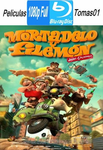 Mortadelo y Filemón contra Jimmy el Cachondo (2014) BDRipFull 1080p – TrueHD 7.1