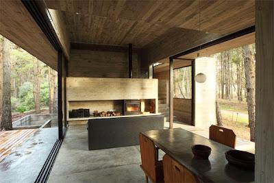 casa2 Casa Cher: Arsitektur Modern Yang Bersahabat Dengan Alam