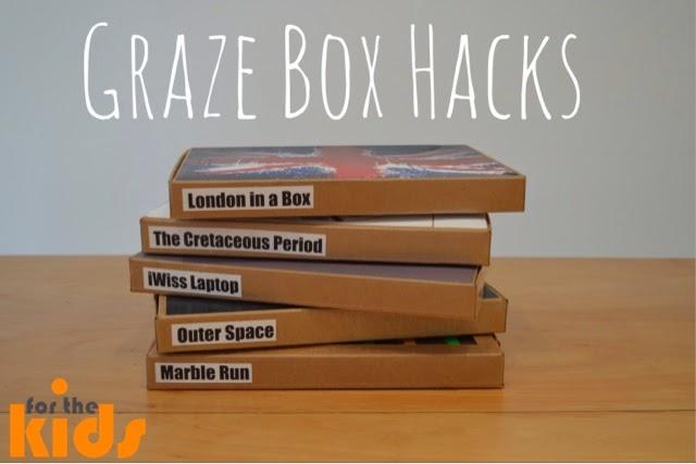 One for the Kids - Graze Box Hacks