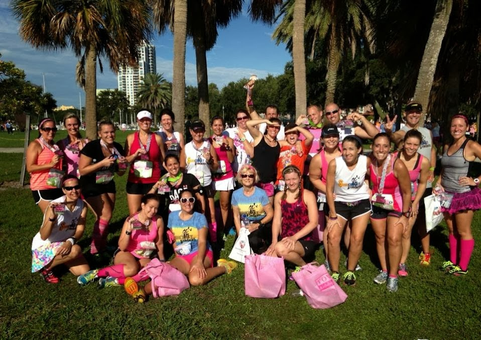 Striders RacefortheCure Race for the Cure 15K Challenge Recap