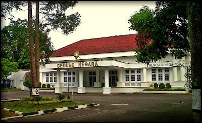 Gedung Negara Ex Kantor Bupati Sumedang