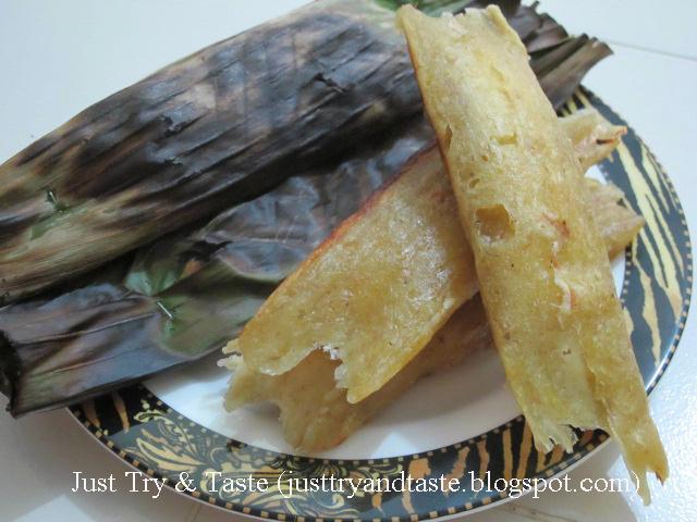 Resep Pepes Pisang | Just Try & Taste