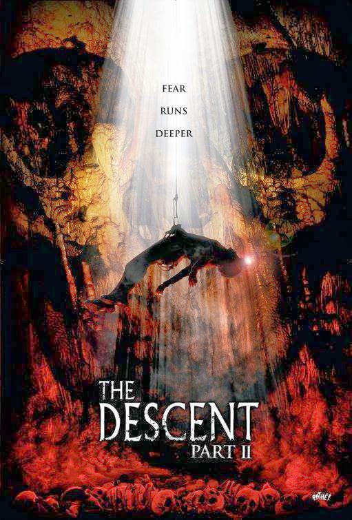 Poster Of The Descent: Part 2 (2009) Full Movie Hindi Dubbed Free Download Watch Online At Alldownloads4u.Com