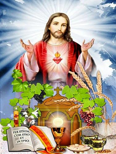 Thánh Tâm Chúa Jesus
