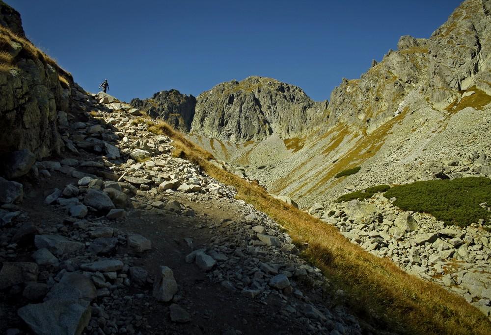 Dolina Jagnięca i Jagnięcy Szczyt