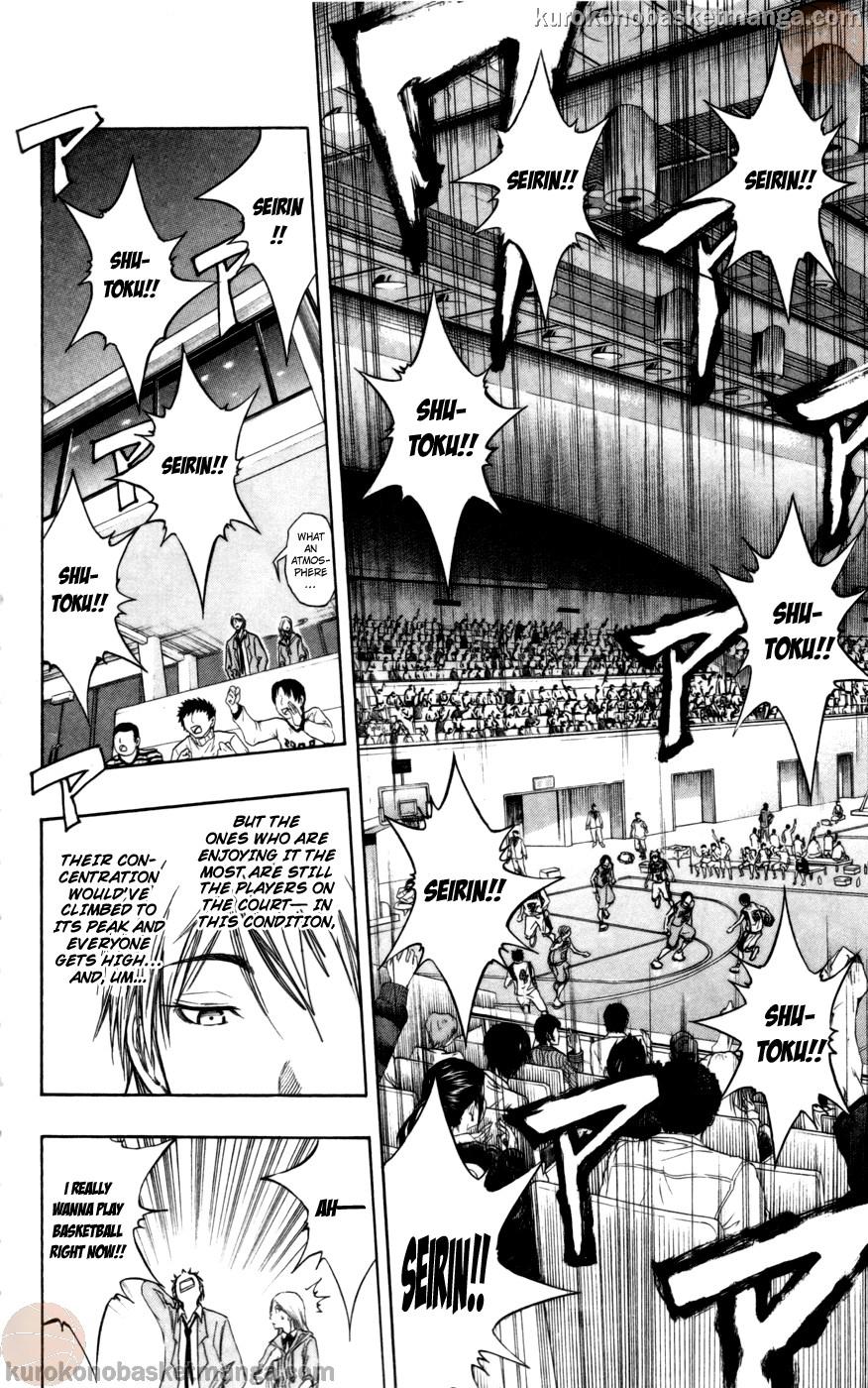 Kuroko no Basket Manga Chapter 91 - Image 14