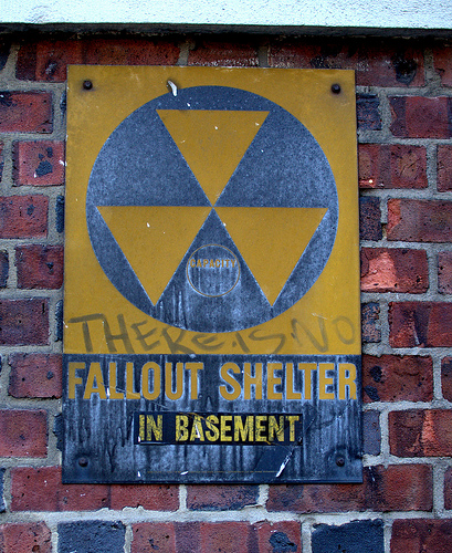 Fallout Shelter Fallout Shelters of