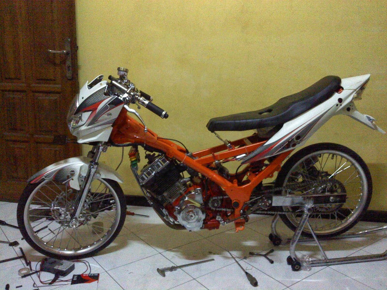MOTOR DRAG YAMAHA MX   Yamaha Motor