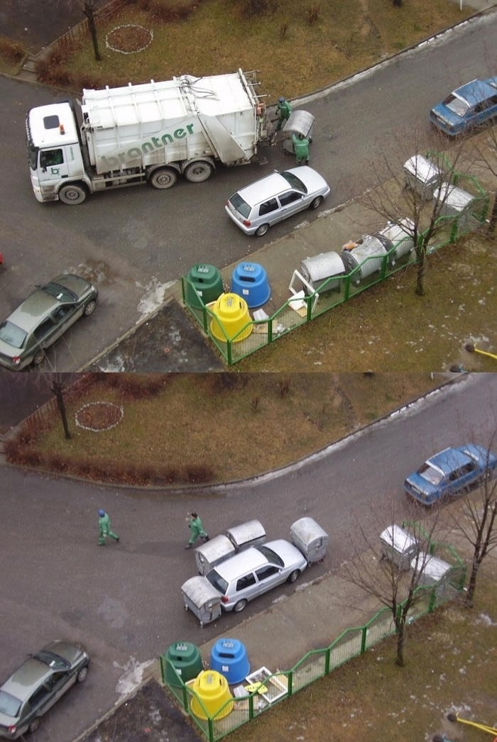 Garbage Workers Revenge