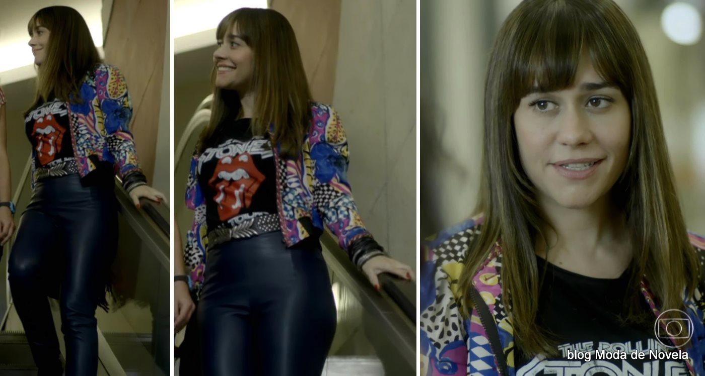 moda da novela Boogie Oogie - look da Susana dia 16 de agosto